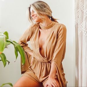 Vancouver Golden Playsuit